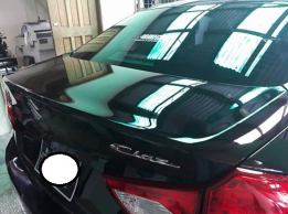 CAR UV RAYS PROTECTION