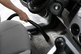 CAR INTERIOR VACUUM CLEANING SERVICES