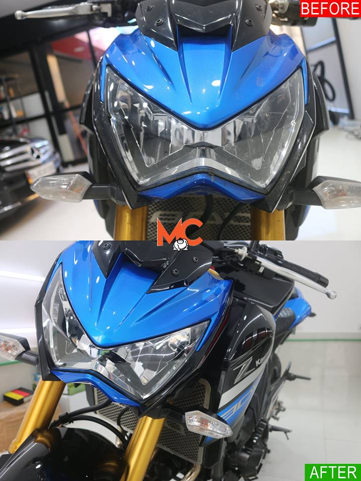 CERAMIC COATING FOR BIKES